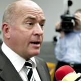 Dansk Folkepartis udenrigsordfører Søren Espersen er stærkt utilfreds med Venstres nye EU-toner.