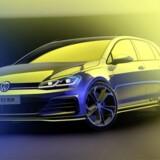 Ved det årlige GTI-træf ved den østrigske sø Wörthersee præsenterer Volkswagen gerne en stor GTI-nyhed. I år er det GTI TCR, som i slutningen af året går i produktion med 290 hk