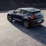 Volvo XC40 kan nu fåes på abonnement i USA som en del af koncernens nye vækststrategi. PR-foto.