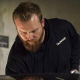 Morten Glundholt har skabt det mobile bilvaskerfirma Outwash. Et firma, der kom sig ud af en tilfældighed. På en parkeringsplads.