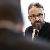 Bliver den faste forbindelse over Femern Bælt til noget? Ole Birk Olesen (LA) er optimistisk.