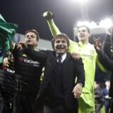 Chelsea er engelske mestre for sjette gang.
