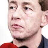 Formanden for CFU Flemming Vinther.