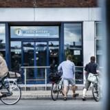 Arkivfoto. Jobcentret i Skelbækgade, København V fotograferet den 14. august 2014. Foto: Thomas Lekfeldt