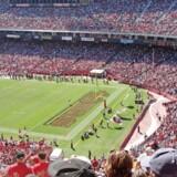 Amerikansk fodbold er USAs måske største sportsgren - hvert år ser over en milliard verden over med til Super Bowl. Fotos: Vincent Byakika / Flickr