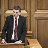 Arkivfoto. DF stod bag aftale om indfødsret, som partiet nu afviser, siger Venstres indfødsretsordfører Jan E. Jørgensen.