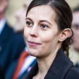 Ministerrokade på Amalienborg d. 28. november 2016. Børne- og socialminister, Mai Mercado. (Foto: Ólafur Steinar Gestsson/Scanpix 2016)