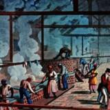 »Udstillingen skal gavne og fornøje. Ifølge en museumsinspektør skal den »nuancere historien«. Vil det sige, at de mange historiske værker er unuancerede?« Illustrationen er fra en bog om dansk kolonitidshistorie.