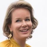 Dronning Mathilde af Belgien nyder at lytte til klassisk musik. Scanpix/Benoit Doppagne