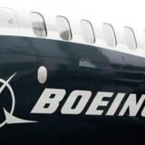 Boeing har modtaget en ordre af den større slags.
