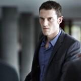 Snydt: Simon Sears spiller den uheldige Christian aldeles glimrende. Foto: DR.