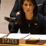 USAs FN-ambassadør Nikki Haley udtaler at USA ikke ønsker krig med Nordkorea - men at der »er en grænse« for hvad de vil acceptere. Det sker i kølvandet på Nordkoreas nylige atomprøvesprængninger.