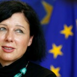 Retskommissær Vera Jourová er klar med nye regler.