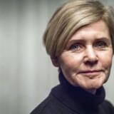 Kulturminister Mette Bock.