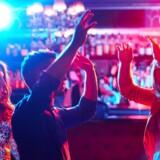 Loven om danseforbud på New Yorks barer og diskoteker blev i sin tid indført for blandt andet at slå ned på Harlems jazzklubber, hvor sorte og hvide blandede sig med hinanden. Foto: Scanpix