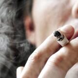 Hvis landets kommuner vælger at indføre røgfri arbejdstid, har de opbakning blandt noget af befolkningen. Det viser en ny holdningsundersøgelse blandt borgerne lavet af Megafon for Politiken og TV2. (Foto: Linda Kastrup/Scanpix 2018)