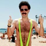 Seks tjekkiske turister blev anholdt i Kazakhstan for at bære Borats berømte mankini.