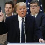 Donald Trump vil redefinere USAs rolle i NATO-samarbejdet. De allierede skal ikke længere tage USAs støtte for givet.