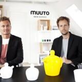 Designfirmaet Muuto blev stiftet af Kristian Byrgesen og Peter Bonnen i 2006. Onsdag solgte de ud af deres livsværk.