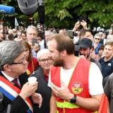 Den franske fagforening CGT opfordrer til strejke d. 12. september i protest mod Macrons planer om at reformere arbejdsmarkedet.