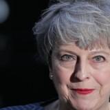 Theresa May har annonceret, at hun vil have et britisk lyn-valg.