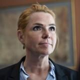 Integrationsminister Inger Støjberg (V) argumenterede tidligere for, at det var nok at se på første og anden generation. (Foto: Ida Guldbæk Arentsen/Scanpix 2017)