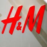 Arkivfoto. H&M hagles ned på børsen fredag.