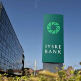 Jyske Bank , hovedkvarter, hovedsæde, administration i Silkeborg