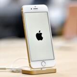 Arkivfoto: iPhone 7.