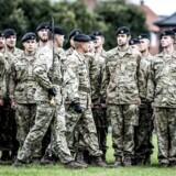 Det står allerede fast, at 55 danske soldater i det nye år sendes til Afghanistan for at slutte sig til det eksisterende bidrag på 97 mand.