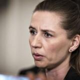 Akrivfoto. Formand for Socialdemokraterne Mette Frederiksen.