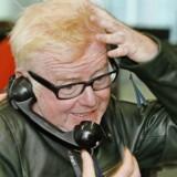 Chris Evans, der menes at have fået både en million pund i årsløn for »Top Gear« og 600.000 pund for sin radiovært-tjans, mener selv, at studieværterne er overbetalte: »Det er jo ikke raketvidenskab.« Foto: Stefan Wermuth/Reuters
