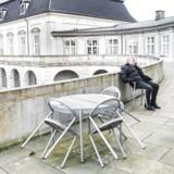 Alternativets politiske leder, Uffe Elbæk, er kommet med 38 idéer til at gøre Danmark et bedre sted at leve. Elbæk håber, at folk vil sige, at han er langt ude. (Foto: Søren Bidstrup/Ritzau Scanpix)