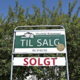 I postnumrene i nærheden af Aalborg bliver huse solgt hurtigst.