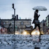 Den kommende uge byder på køligere temperaturer end i weekenden og på gråvejr tilsat lidt sol og regn.