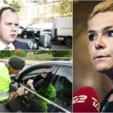Mens DF og K nu vil have grænsekontrol fra Sverige og ind i Danmark, vil LA først have undersøgt, om det overhovedet vil hjælpe mod en mulig svensk terrortrussel.