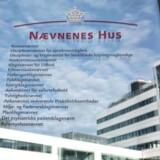 Nævnenes Hus, ligger i Viborg som en del af regeringens udflytning af statslige arbejdspladser .