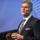 Danske Banks topchef Thomas Borgen forsikrer om, at selskabet investerer heftigt i at forhindre kriminelle i at misbruge banken.