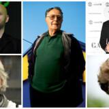 Daniel Ek fra Spotify, IKEA-stifter Ingvar Kamprad, fodboldspiller Zlatan Ibrahimovic, Mærsk-arving Ane Mærsk Mc-Kinney Uggla og Antonia Axelson Johnson er blandt de rigeste i Sverige.