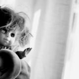 Frem til 1967 var det tilladt at straffe børn fysisk i de danske skoler. Modelfoto 2002.
