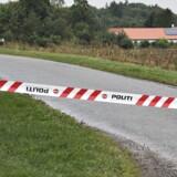 En 35-årig mand blev i oktober fundet hårdt kvæstet i en varebil i Elling i Nordjylland. Arkivfoto. Scanpix/Henning Bagger