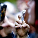 Arkivfoto. Norge indfører fri roaming på mobiltelefoni samtidig med EU.