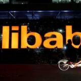 Arkivfoto. Det kinesiske logistikselskab Best Inc, der har Alibaba i ejerkredsen, vil på børsen i New York, skriver Bloomberg News.