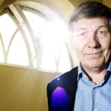 Rektor på Københavns Universitet, Ralf Hemmingsen. Foto