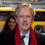 Michael Ehrenreich - dronningens nye hofmarskal har en fortid som medlem af chefredaktionen på Berlingske.