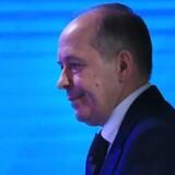 ARKIVFOTO: Chefen for den russiske efterretningstjeneste FSB, Alexander Bortnikov.