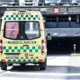 En 10-årig dreng er ved et uheld blevet ramt i låret med et kastespyd under en atletikkonkurrence i København. Drengen er efter omstændighederne ok og ved bevidstheden.