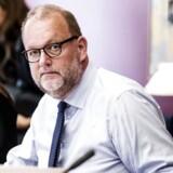 Energi-, forsynings- og klimaminister Lars Christian Lilleholt (V) er glad for, at franske Total mandag har købt A.P. Møller-Mærsks olieaktiviteter.