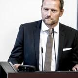 Finansordfører Rene Christensen (DF) mener, at almennyttige foreninger skal have lov at bevare deres momsfritagelse.