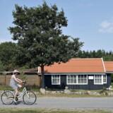 RB Plus/PFS. Arkivfoto af sommerhus: Sommerhusejer: Udnyt de nye lånereglerFremover kan du finansiere dit sommerhus med op til 75 procent realkreditlån. Det er godt nyt for dig, der vil bygge til eller renovere dit sommerhus. Arkivfoto: . (Foto: Henning Bagger/Scanpix 2017)